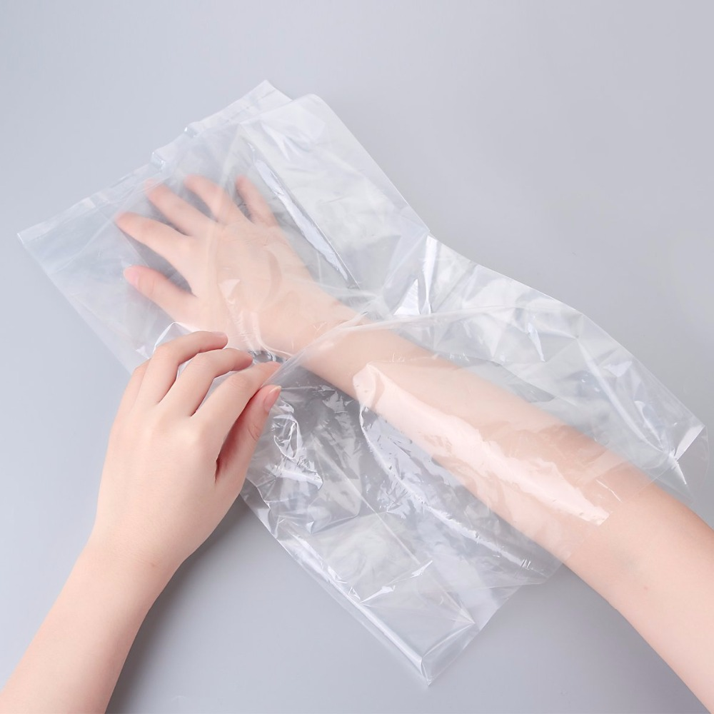 Makartt For Pro Cozie Liners Large Thick Hand and Foot for Paraffin Wax 100PCS/ Bag W0036