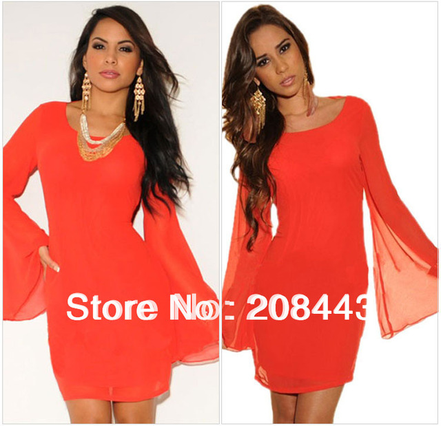 801fd5aa1ea23 US $15.94 |lady elegant dresses woman graceful dinner party mini dress  female summer wear mujeres sexy apparel girl hot clothes 2618-in Dresses  from ...