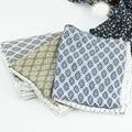 Мода весна осень дамы бандана роскошные scarve женщины бренд шаль жаккардовые вышивка шарф литературный темперамент шелковый шарф