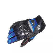 Winter waterproof and cold warm motorcycle racing locomotive off-road protection shatter-resistant stunt GK-819 riding gloves