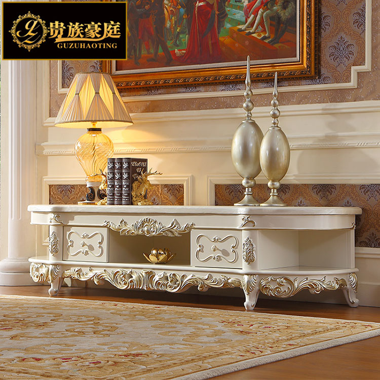 Marble Coffee Table For Living Room: European Natural Marble Coffee Table Tea Living Room