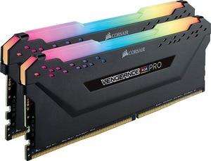 Image 4 - CORSAIR RGB פרו RAM בתיבה אחת Memoria מודול מחשב כפול ערוץ DDR4 PC4 תמיכה האם ddr4 3000 3200 3600MHZ שולחן העבודה