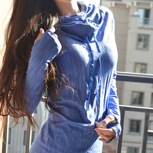 Women gym fitness running sports running long sleeve T-shirt quick-drying Leisure outdoor hooded sweater