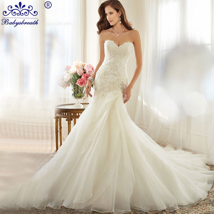online get cheap silver wedding dresses aliexpresscom