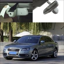 Buy online BigBigRoad For Audi A4L 2010 2012 2011 A4 2013 Car wifi DVR Video Registrator Dash Cam Car black box Keep Car Original Style