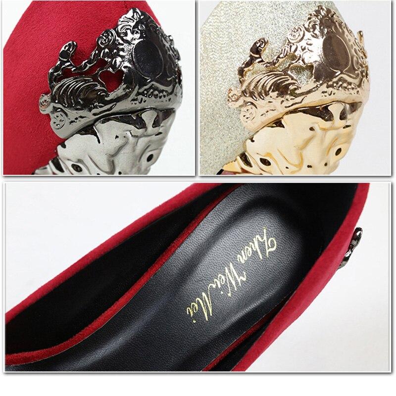 Mariage Parti Mode Feminino rose Plus La Taille kaki Dames Pompes Bas Sapato Chaussures Noir Noir light argent Femmes Red gris vert Hauts Robe Zapatos De Talons Bureau rouge Rouge Gold rose O4qnO6a