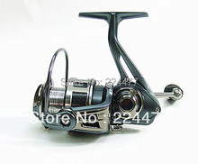 Size 2000 9+1BB Gear Ratio 5.2:1  Grey Fishing Reels Spinning Reel Casting Reel