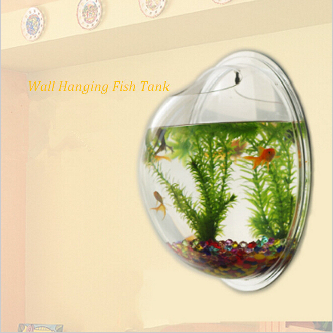 Online Shop Home Wall Decorations Mirror Acrylic Aquarium Wall Fish Bowl,Fish  Tank aquarium,Fish Bubble - Wall Mounted Acrylic Fish Bowl | Aliexpress  Mobile