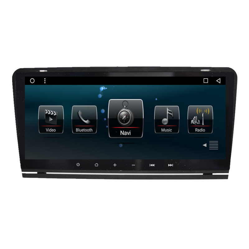 8 8 android 6 0 quad core car radio dvd gps navigation central multimedia for audi a3 s3 as3. Black Bedroom Furniture Sets. Home Design Ideas