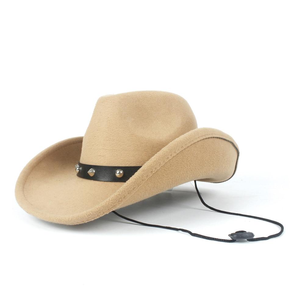 2019 Wind Seil Frauen Männer Wolle Hohl Western Cowboy Hut Roll-up Krempe Gentleman Outblack Sombrero Hombre Fedora Jazz Kappe Kaufe Eins, Bekomme Eins Gratis