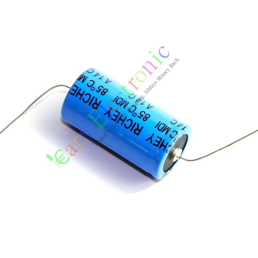 16uf 85C New Can Eelectrolytic Capacitor for tube amp audio part 4pc 500V 16uf