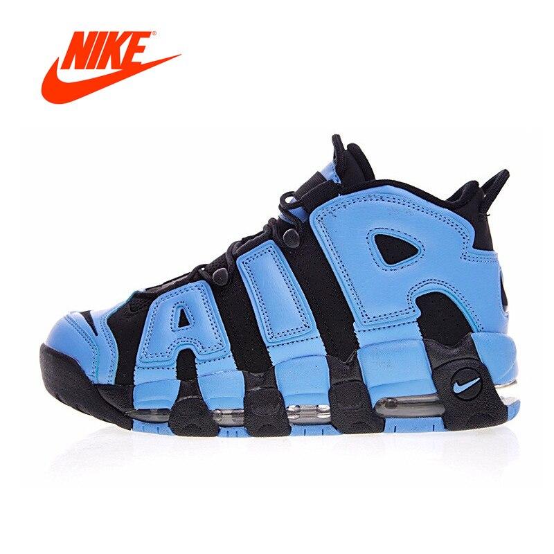 Nuovo Arrivo originale Autentico Nike Air Più Uptempo di Pallacanestro degli uomini Scarpe Comode Scarpe Da Ginnastica di Sport Esterno 921948-040