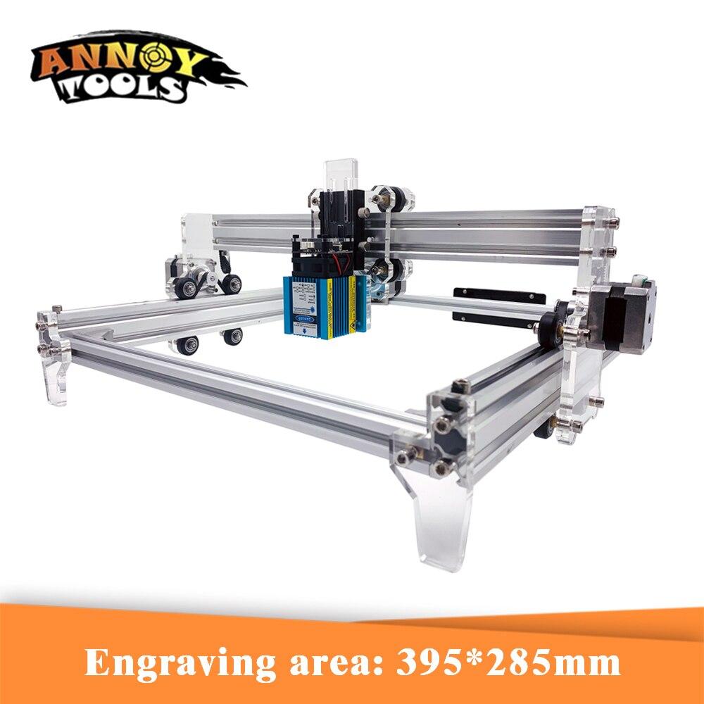 5500 mw 15000 mw bricolage Laser graveur Machine S1 CNC Laser Machine bois routeur pour la coupe et la gravure