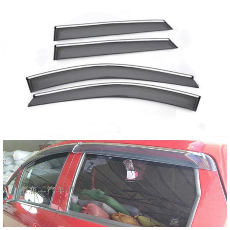 Geely GC5,Geely515,SC5 HB,Hatchback,Car window eyebrow дефлекторы sc5 sc7