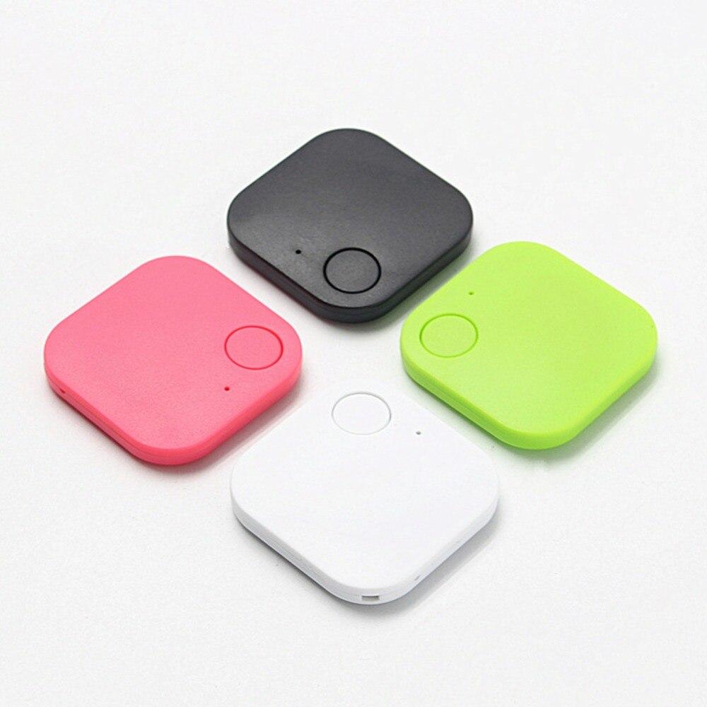 Car Motor Smart Mini Bluetooth GPS Tracker Kids Pets Wallet Keys Alarm Locator Realtime Finder Device Electronics Accessorie sport mp3 manual español
