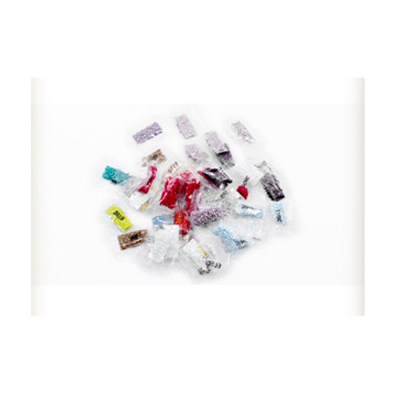 Dimantu izšūšanas kaķu modelis ar rhinestones DIY 5d dimanta - Māksla, amatniecība un šūšana - Foto 3