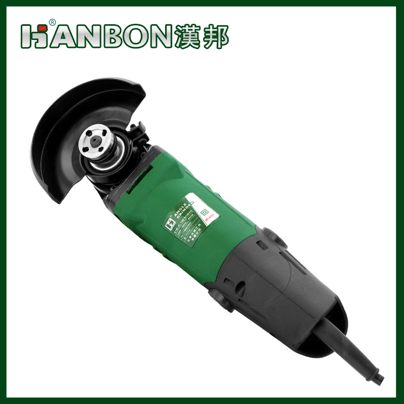 High power angle grinder / electric polishing machine / grinder / grinding machine