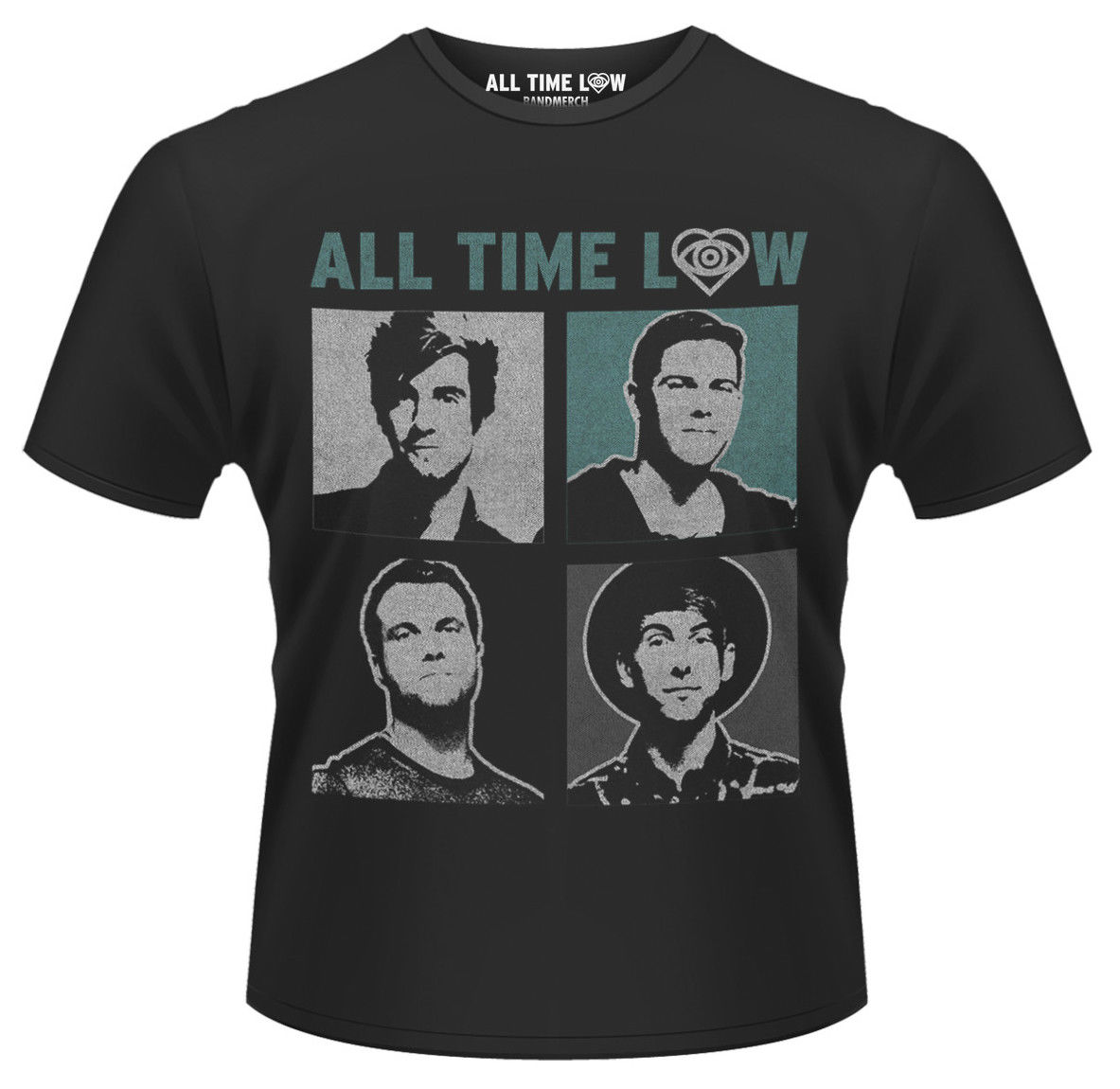 All Time Low RUNAWAYS T-SHIRT - NUOVO E ORIGINALE Cheap Sale 100 % Cotton T Shirts For Boys T Shirt O-Neck Men