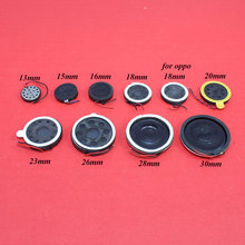 1 Piece 13/15/16/18/20/23/26/30MM Brand New Loud speaker horn ringer buzzer microphone for smartphone replacement parts