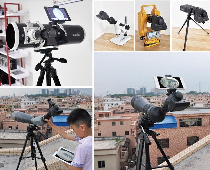 Mp wifi astronomical telescope digital usb electronic eyepiece