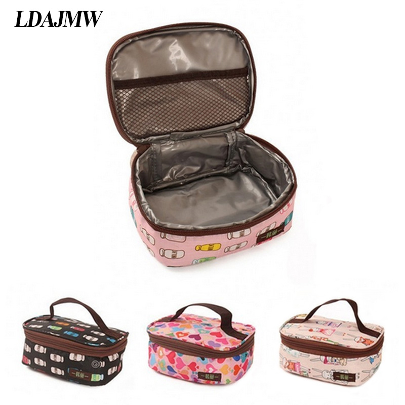 Duurzaam waterdicht Themal Insulated Food Storage Bag Container Koeler bag Lunchbox Tote Organizer For Picnic Camping Shopping