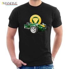 Caterham Super 7 T Shirt Lotus Seven Lightweight Sports Car All Sizes D14 Cartoon Men Unisex New Fashion Tshirt