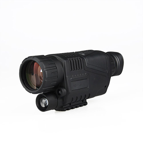 Digital-Camera Monocular Scope EAGLEEYE Hunting Night-Vision Infrared 5X For 200M HS27-0012