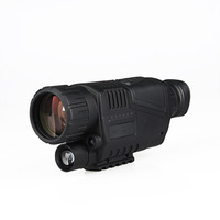 EAGLEEYE 5X Night Vision Scope Infrared Digital Camera Video Picture Shooting Monocular For 200M Hunting HS27 0012
