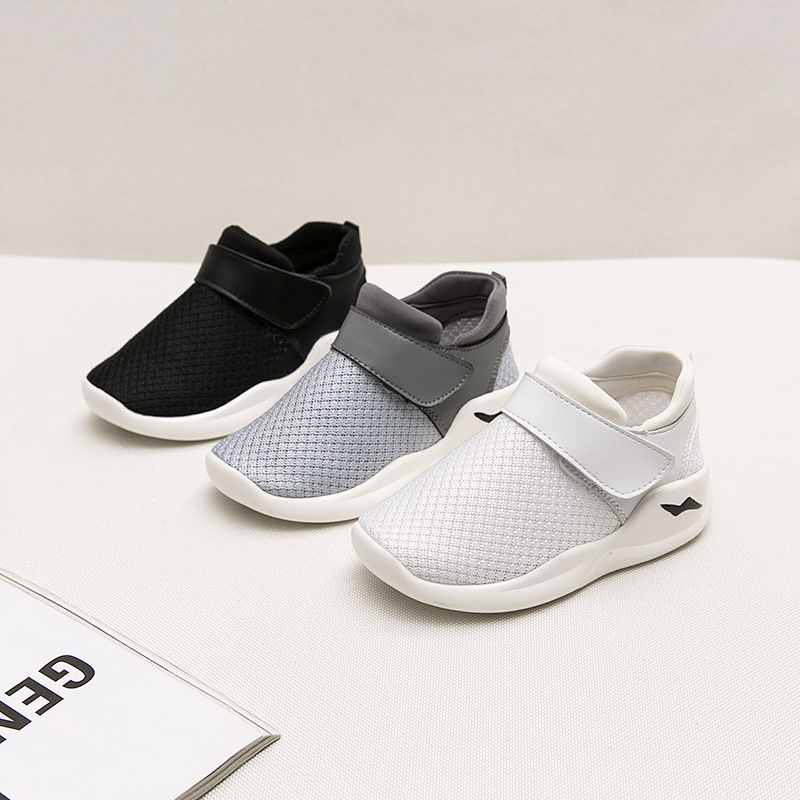 2017 Children casual sport shoes boys sneakers kids running shoes toddler boys flat shoes