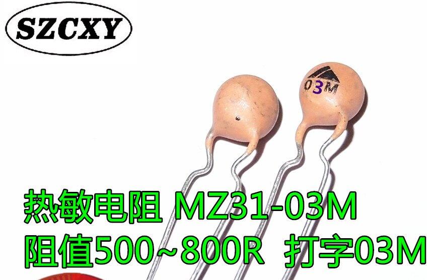 Süß GehäRtet 10 StÜcke Heimtextilien Kondensator Ptc Thermistor Mz31-03m 75 Grad Zwischen 500 ~ 800 R Kunden Zuerst Heimautomatisierungs-sets
