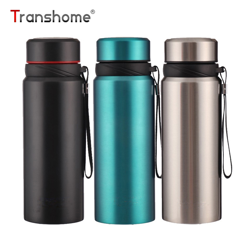 Transhome Thermos Mug 750ml Travel Stainless Steel Thermal