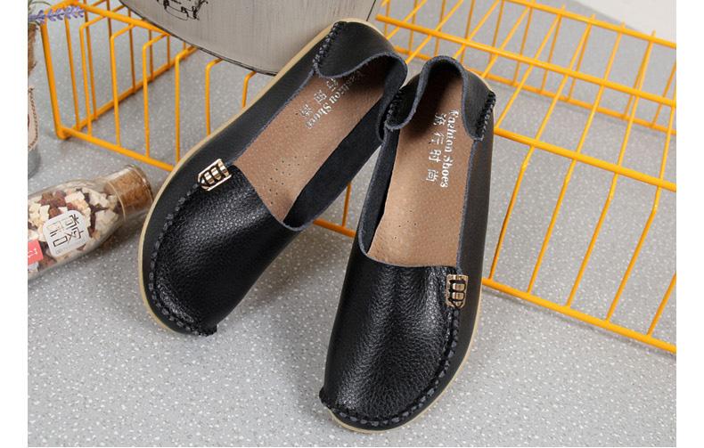 AH912 (7) women's loafers shoe