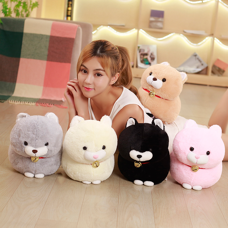 1pc 30cm Amuse Fortune Cat Lucky Cats Plush Toy Staffed Cartoon Soft
