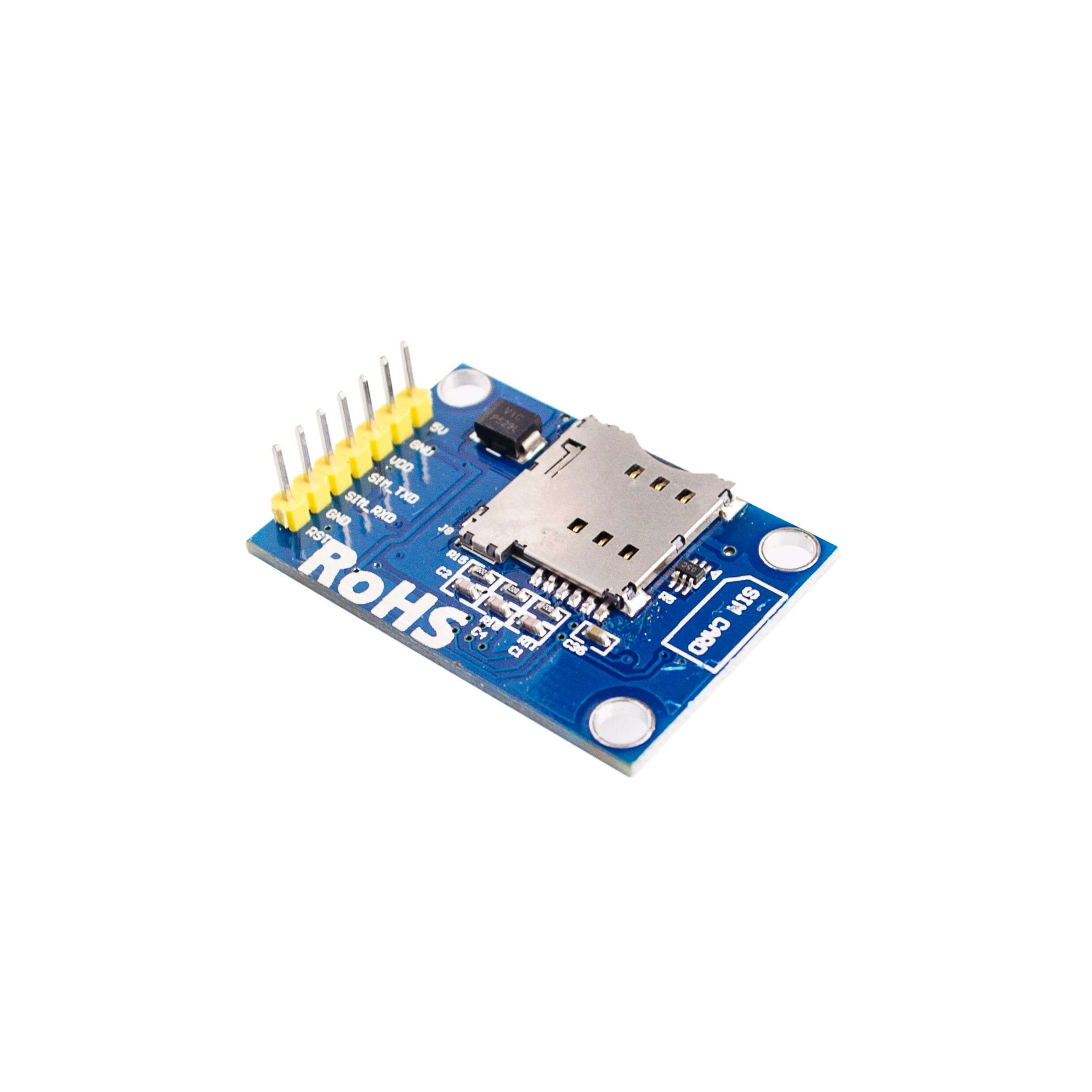 Quad Band Gsm Gprs Tx Modules New Sim800l Module W Pcb Antenna Sim Board For Mcu Arduino In Integrated Circuits From Electronic Components Supplies On