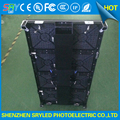 500*1000mm cabinet p3.91 indoor led rental screen led display screen die cast aluminum cabinet advertising video wall