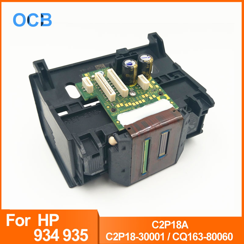 Brand New C2P18A Print Head For HP 6200 6230 6235 6239 6800 6810 6812 6820 6822 6825 6830 Printer 934 935 934XL 935XL Printhead image