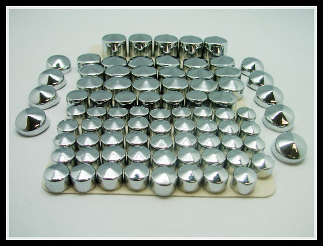 Freeshipping Chrome topper bolt cap 1996-2006 for Harley Twin Cam Road King Electra Glide FLH