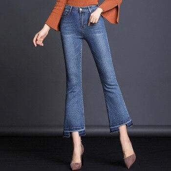 レディースマママタニティ妊婦のジーンズ高弾性ウエストプラスサイズスキニーパンツ鉛筆のズボン妊婦のジーンズ 1FT001-007