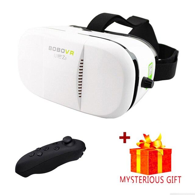 Casque Bobovr Bobo Caixa VR Realidade Virtual 3D 3 D óculos Google Papelão Óculos  Capacete Headset 15350a18b3