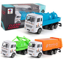 New Engineering Toy Mining Car Truck Children's Birthday Gift Garbage Truck Toy No tools requiredA great gift for your kids(China)