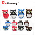 usb flash drive lovely Owl pen drive cartoon model usb stick cute mini pendrive 4G 8G 16G  U disk flash card Freeshiping