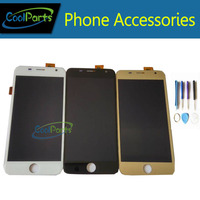 Black Color For Prestigio Grace R7 PSP7501 Duo PSP 7501 Duo PAS7501 LCD Display And Touch