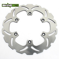 BIKINGBOY For YAMAHA XP 500 T Max / ABS 01 07 XJR 1200 95 97 XJR 1300 98 17 MT 01 05 11 RD 350 LC R Rear Brake Disc Disk Rotor