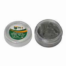BST 328 50g Solder Tin Paste Lead bga Soldering Aid Accessories for bga repair new tin scraping knife kedao bga scraper solder paste solder paste mixing knife plant tin knife bladefree shipping