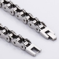11MM Top Design 316L Stainless Steel Silver Color Motorcycle Bike Link Chain Men's Boy's Necklace Jewelry 22 162G Birthday Gift