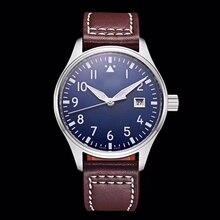 AAA Top brand luxury men's watch Pilot MARK XVIII IW327004 4