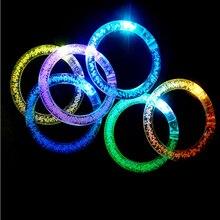 clignotant Bracelets Rave LED