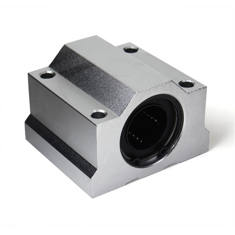 2 PCS 25mm Linear Ball Bearing Bush Bushing CNC Unit For Mini Milling LM25UU