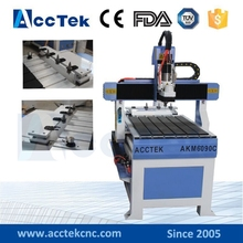 2017 portable mini CNC router 6090C for wood