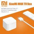 Оригинал XiaoMi MIUI ТВ Коробка MT8685 Quad Core Android 4.4.2 Телеприставки 1 ГБ RAM 4 ГБ ROM WiFi Bluetooth4.0 Смарт-Медиа плеер